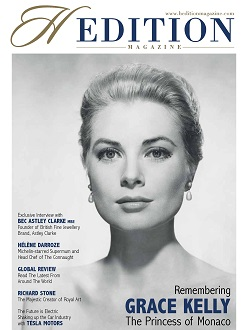 H Edition Issue 12 Front Cover