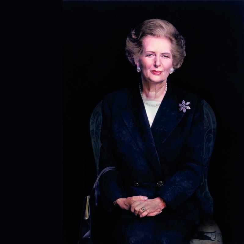 Lady T final Downing Street.JPG